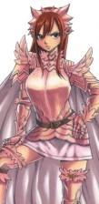 Armadura Fairy Armour