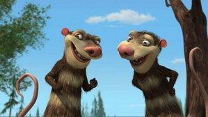 Crash (right) and Eddie (left).