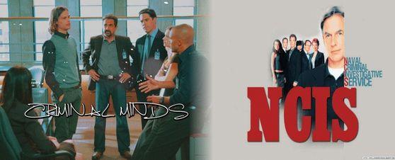Criminal Minds & NCIS?