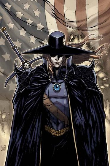 """D"" The Hero Of ""Vampire Hunter D."""