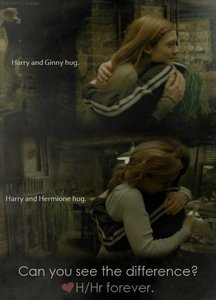 Forget Ginny Weasley - Hermione is the one for Harry!