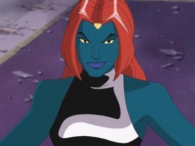 Raven Darkholme - Mystique
