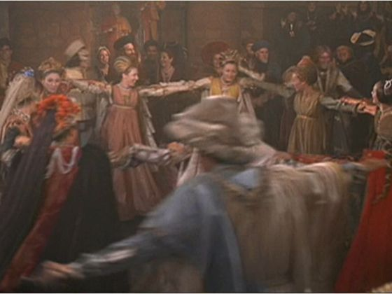 Photo #6 of the Moresca Dance in the 1968 Romeo & Juliet film.