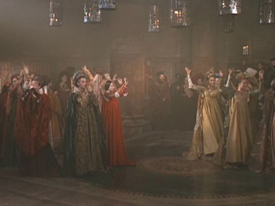 Photo #2 of the Moresca Dance in the 1968 Romeo & Juliet film.