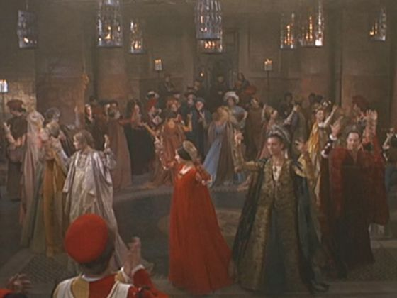 Photo #3 of the Moresca Dance in the 1968 Romeo & Juliet film.