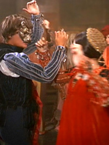 Romeo & Juliet doing the Moresca Dance #1