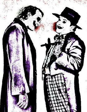 Heath Ledger VS Jack Nicholson