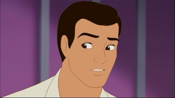 My one and only Cinderella.