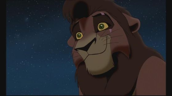 There's a perfect world, shining in your eyes!