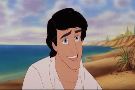 A girl, rescued me! She was singing! She had the most beautiful voice!