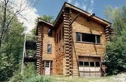 The lều, cabin
