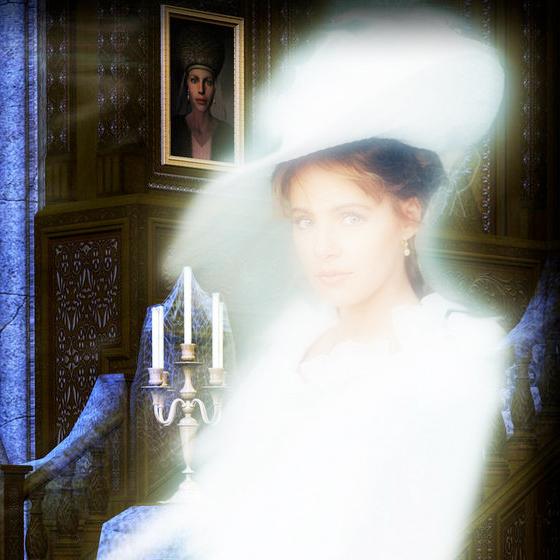 Sequel to Corazón Salvaje (1993) with Eduardo Palomo: El Fantasma de Aimée