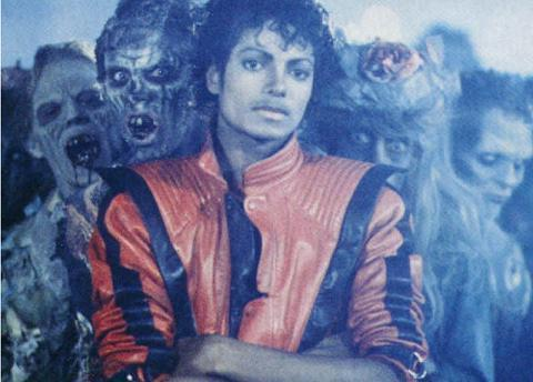 Thriller- One of many 视频 that saved MTV's *ss