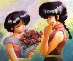 I wish Akane could understand Ranma in this ep.