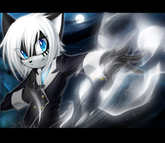 Zero the Cat~ Credit: Ann_Jey on deviantART
