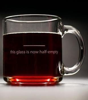 A symbol of pessimism.