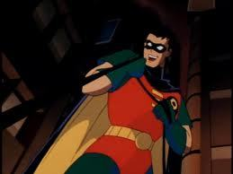 """The first Robin, Dick Grayson"""