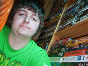 My first image on my profile, back in 2007