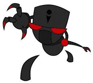 Demon,Invader Jess's S.I.R unit