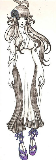 Luna Lacrimosa (Rouch draft of her)
