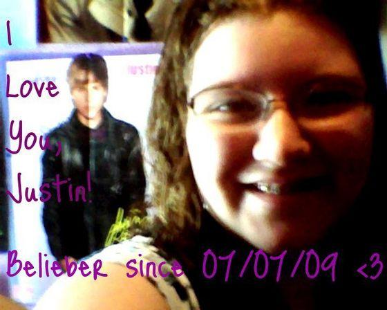 Me; Beliebing since July 7th, 2009(: ♥