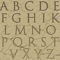 Classical Latin alphabet