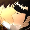 zuko and mai kiss at katara's birthday party