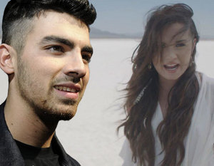 "Joe Jonas: ""Demi Lovato is not about me ... Skyscraper"""