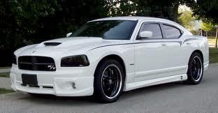 MJ 's car dodge charger