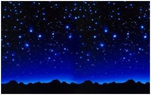 Never forget who anda are, little star... Shining brighter than all stars in the sky...