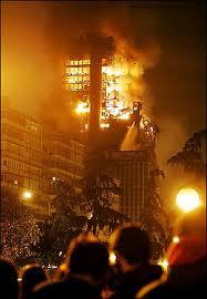 """""""The building may collapse at any minute!"""""""