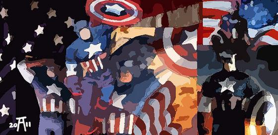 Liberty. Justice. America
