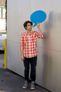 Do you have a burning question for Wizards of Waverly Place's Jake T. Austin?