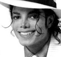 Michael smiled when he found out him and dinae had some of the same interest :)