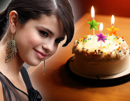 Happy Birthday Selena!