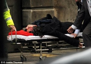 Sherlock is rushed to Hospital. Will he survive?