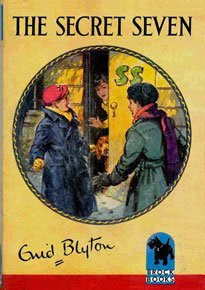 The Secret Seven-1st edition of 1st in series
