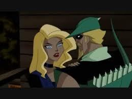Night, your parents are Black Canary and Green Arrow.' She didn't so much as speak, but her voice whispered in my mind.