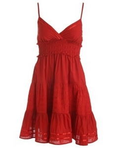 Dress that diane wore to the cookout ;)