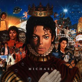 """MJ- The """"Reigning"""" KING of 音乐"""