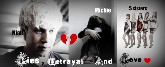Lies, Betrayal and l'amour par Leah Horan x