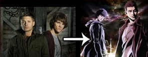 Wanna Compare Looks? *Sam and Dean