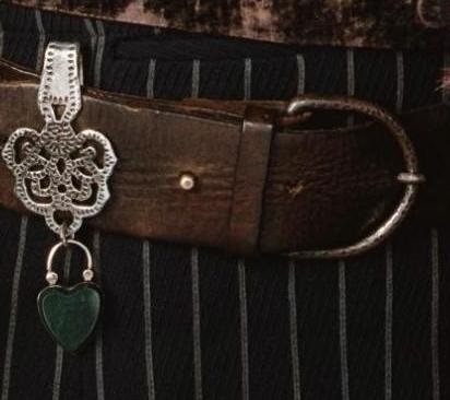 belt clip detail