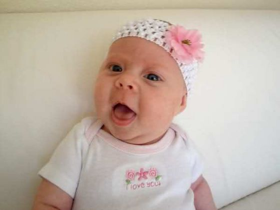 Baby Abby :) <3
