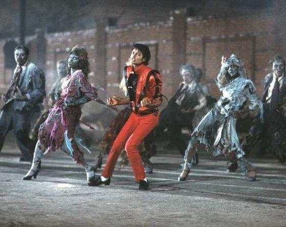 MJ- Innovator of the short film/music video