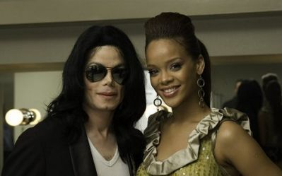 MJ- Isn't Rhianna or Beyonce the Princess of Pop Anyway???