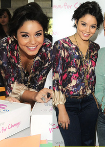 Vanessa Hudgens Talks Tanning Tips!