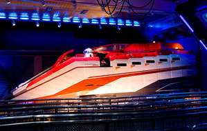 The new Star Speeder 1000 will take you where no man has gone before (oops, getting my Star Wars and Star Trek confused)