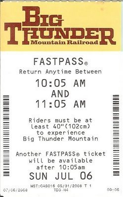 Disney World FastPass+ Information and FAQ - Flip Flops ...