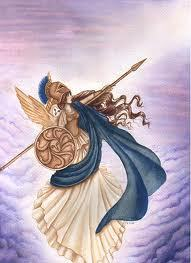 Athena-Goddess of War and Wisdom